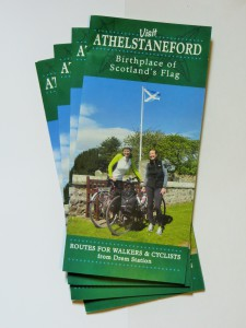 Athelstaneford Cycling Leaflet
