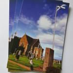 Athelstaneford Doocot Postcard Card