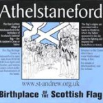 Athelstaneford Mouse Mat