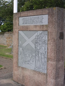 Athelstaneford Memorial